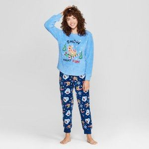 Rudolph the Red-Nosed Reindeer Cozy Pajama Set